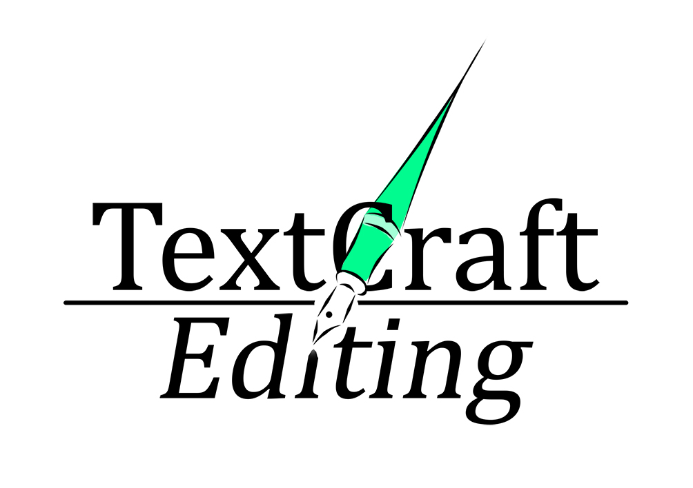 TextCraft Editing logo